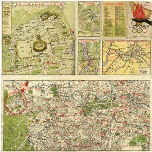 Die große Sammlung historische Stadtpläne von Deutschland