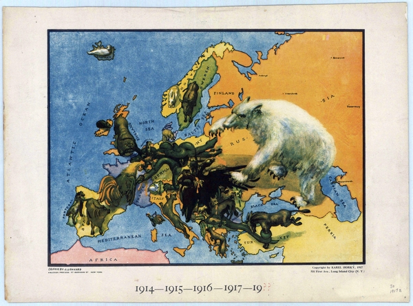 Humoristische Karte Von Europa 1914.Humoristische Karte Von Europa Im Jahre Term Paper Help